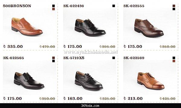 Togo erkek ayakkabı modelleri