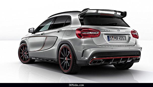 GLA-45 AMG Mercedes