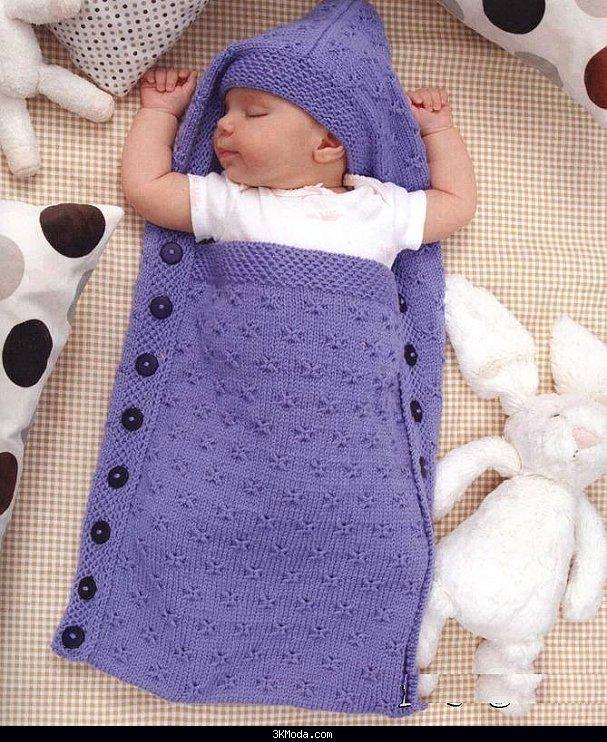 Bebek tulumu nasıl örülür?