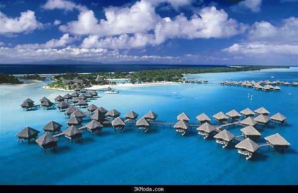Tahiti Moorea Tatil Rehberi