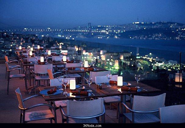 İstanbul'un en iyi cafe ve bar'ları