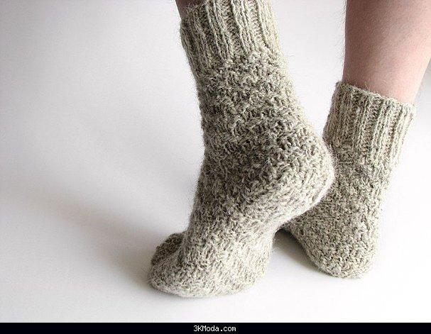 Kısa çorap nasıl örülür?