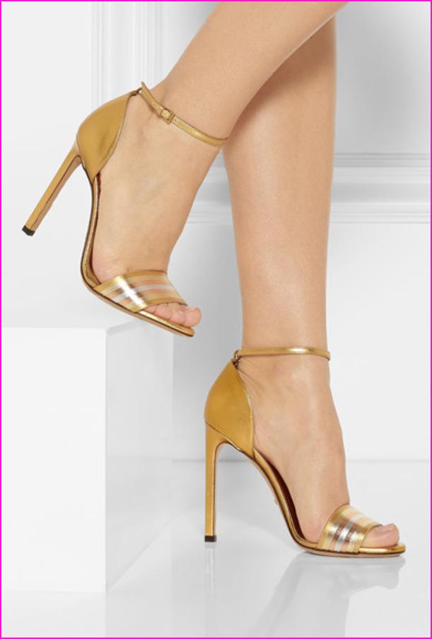 2016 Kısa topuklu sandalet modelleri