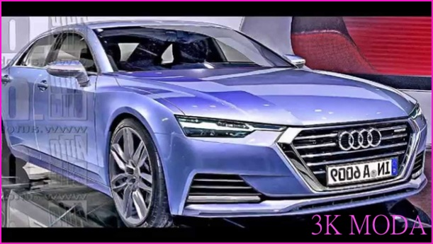 New Audi A6 2017 - YouTube