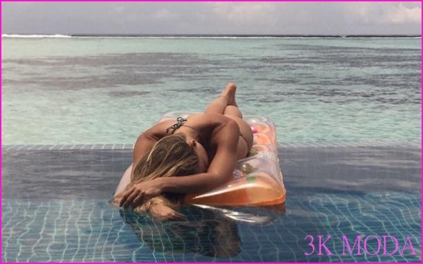 İsrailli top model Bar Refaeli, uzunca bir süredir birlikte olduğu
