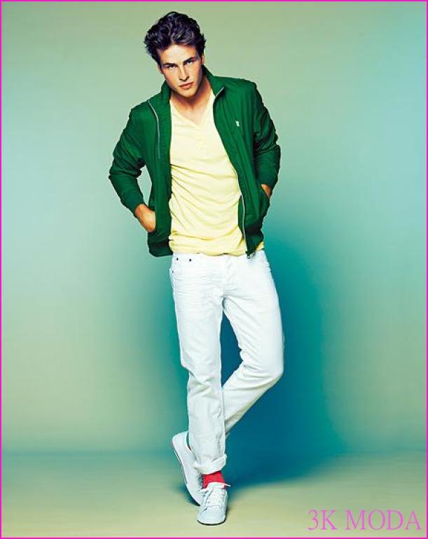 2013-2014 Erkek Yaz Modası,Yazlık Giyim Kombinleri, Yazın en Trend