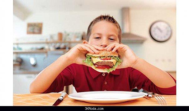 Çocuğun beslenmesindeki gelişmeler