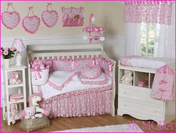 Pembe kız çocuk odası dekorasyonu   Moda Dekorasyonlar   Pinterest