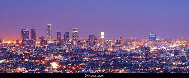 LOS ANGELES ABD Tatil Noktası
