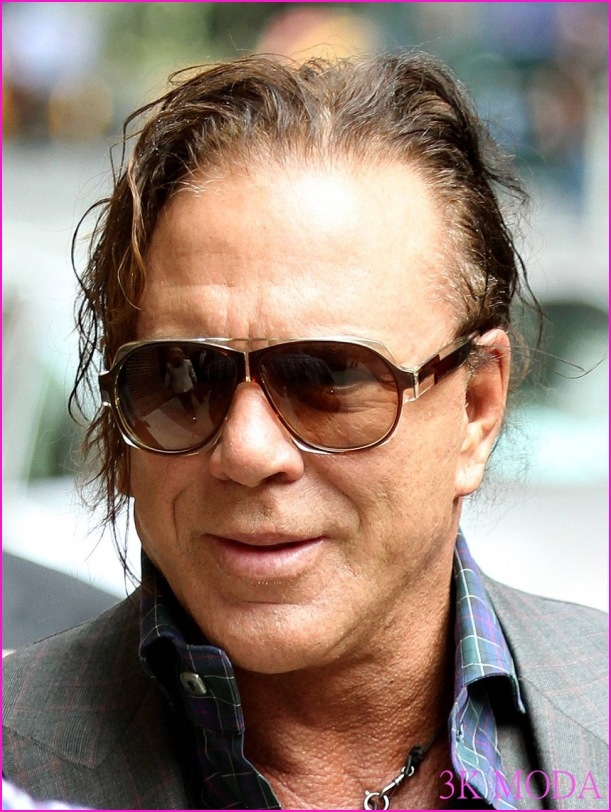 Top People - Mickey Rourke