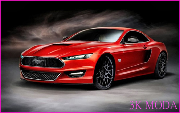 2017 Mustang Concept Redesign | 2016NewCarModels