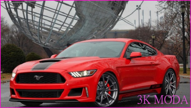 2017 Ford Mustang may get a convertible version and SVT edition