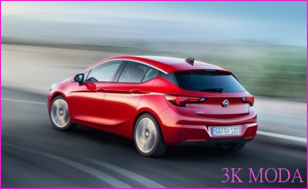 Opel Astra 2017 Review - GM 2017 / 2018