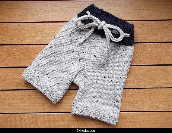 Kısa pantolon nasıl örülür?