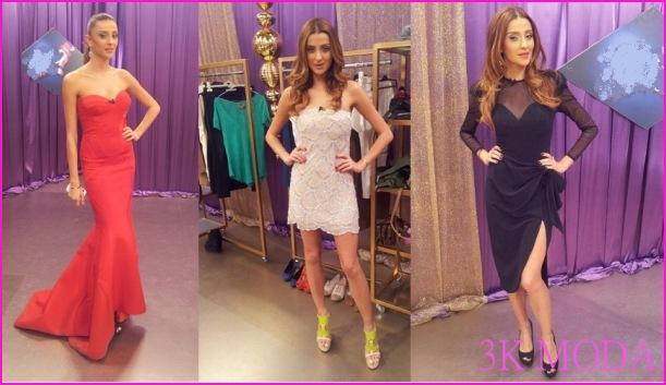 Özge Ulusoy Elbise Modelleri
