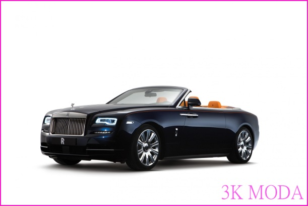 Rolls-Royce Reveals New Convertible Model; 2016 Rolls-Royce Dawn ...