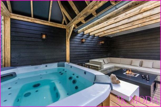 bahçe camlı havuz modelleri duşakabinler jakuziler yüzme havuzu ...