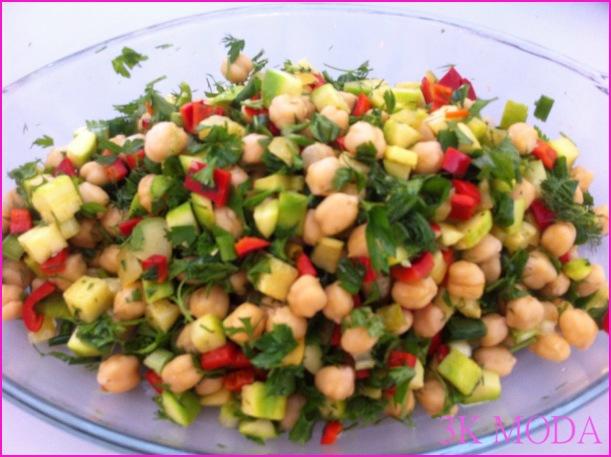 yemek: güzel nohut salatası [13]