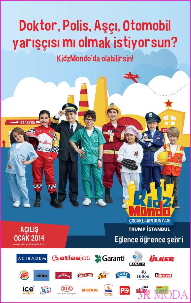 Çocukların İstanbul'daki Şehri; KidzMondo | İstanbul'da GEZ!