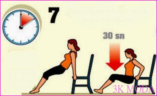 Hızlı kilo vermek için egzersiz resimleri - Zayıflama Egzersizleri