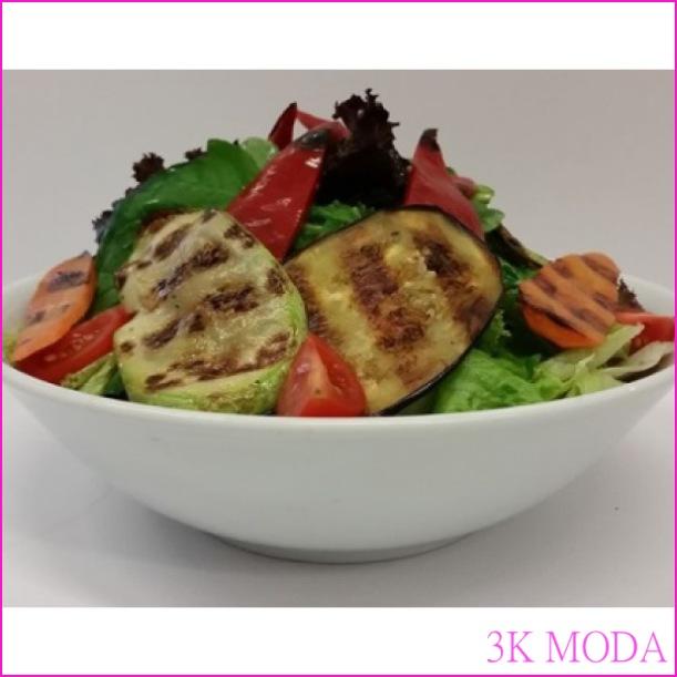 Izgara Sebze Salata