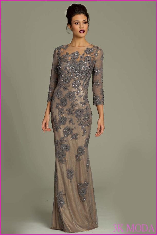 Dantelli elbise modelleri 2016 | Abiye modelleri