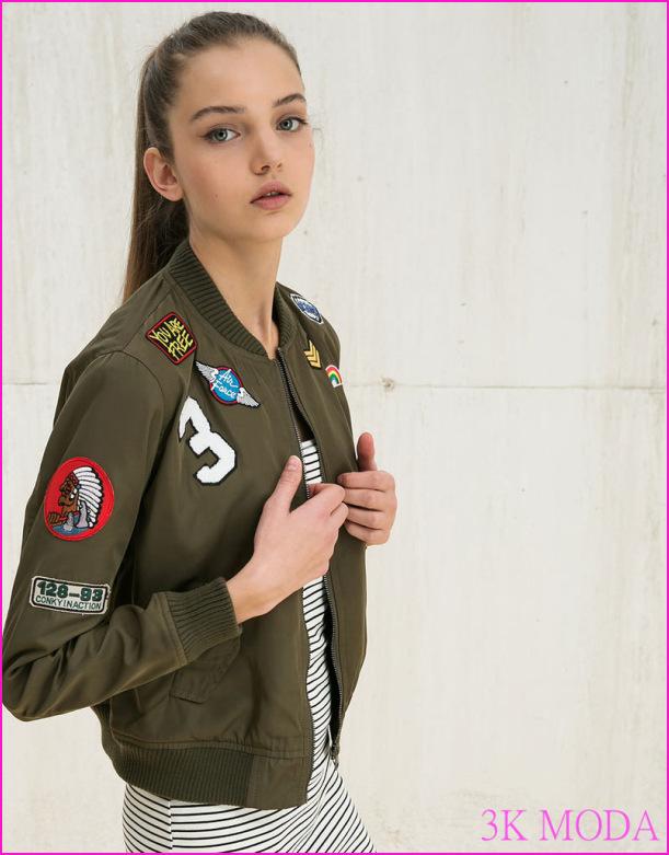Yeni trend: Bomber ceket - Sayfa 6 - Galeri - Moda - 28 Mart 2016 ...