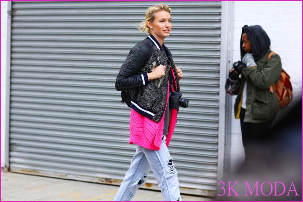 trend alarmı: bomber ceket | BeStyle Magazine