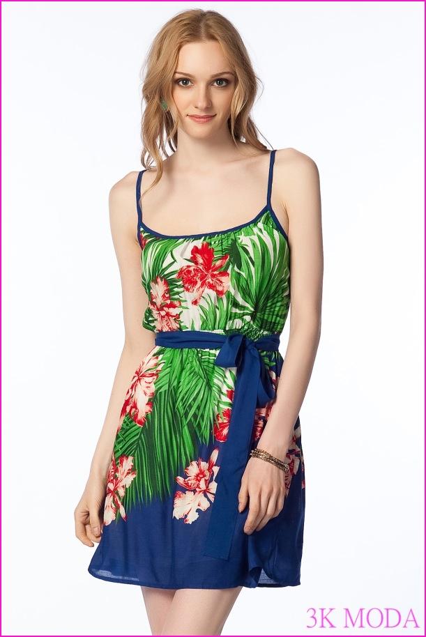 kelebekli 2016 Yazlık Elbiseler - Gelinlik Modelleri