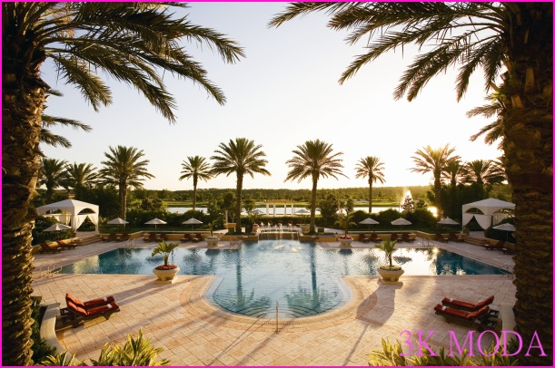 The Ritz-Carlton Spa, Orlando, Grande Lakes- Spa Pool | CHANTEL