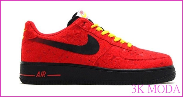 Nike Air Force 1 model 488298-617 rozmiar 40-45 - 6092648381 ...