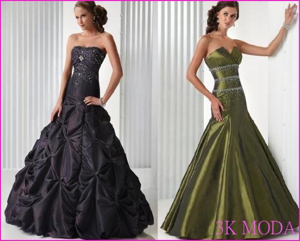 Swarovski Taşlı Elbise Modelleri _0.jpg