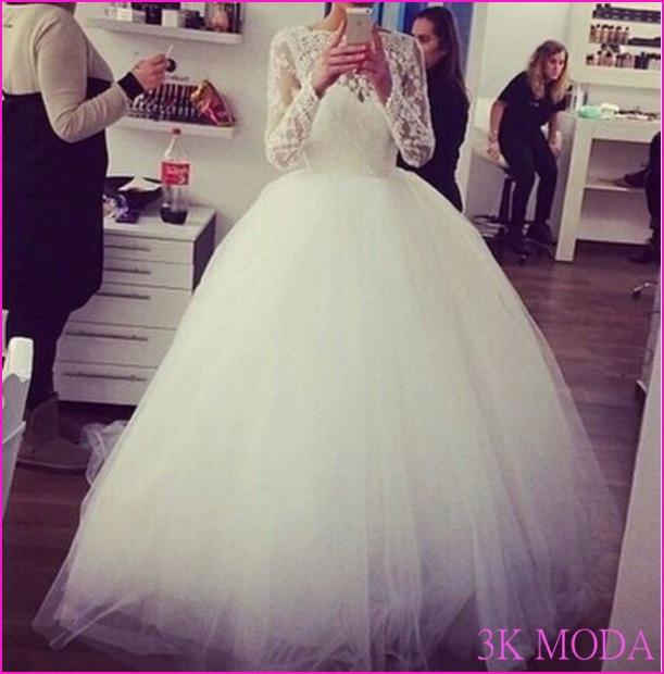 Taşlı Prenses Gelinlik Modelleri 2016 | Nedir? Nasıl Yapılır ...