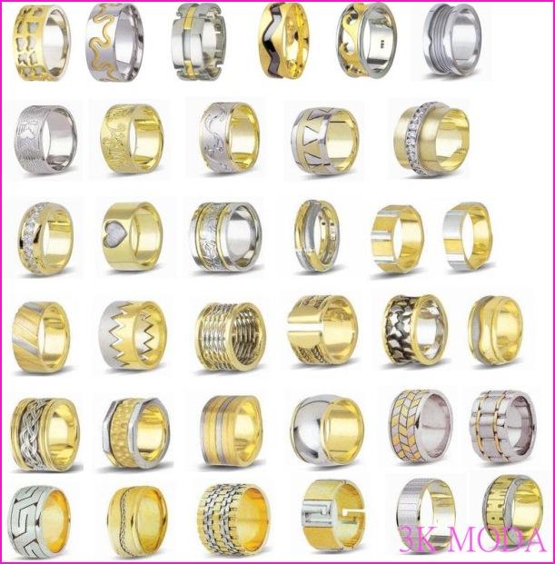 2014 En Güzel Altın Alyans Modelleri - 2014 Yılı Altın Alyans ...