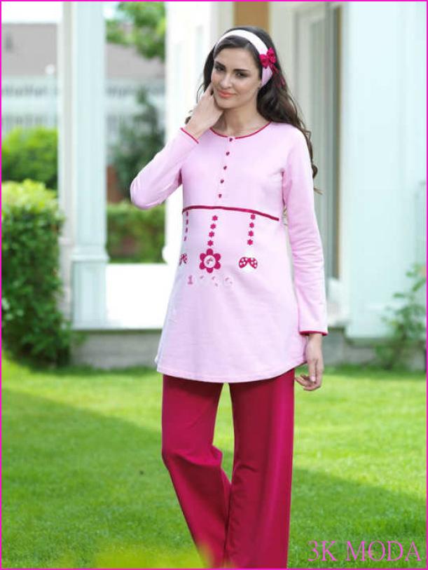 Bayan Pijama Modelleri _35.jpg