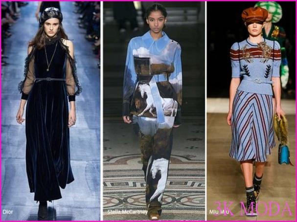 Sonbahar Kış 2013-2019 Moda Trendleri 31