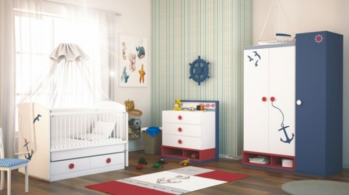 erkek bebek odalari icin dekor onerileri 1