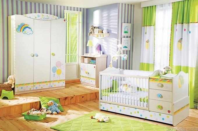 erkek bebek odalari icin dekor onerileri 2