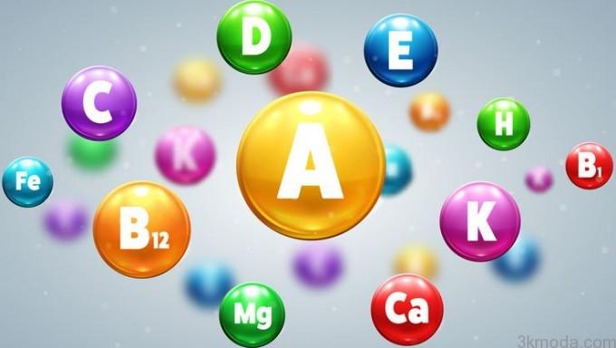 cilde iyi gelen vitaminler nelerdir 3