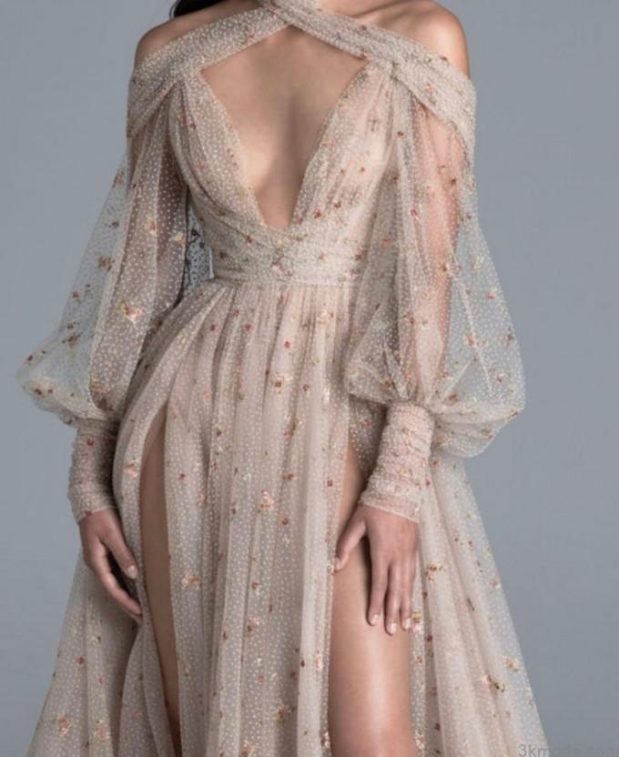 2021 elbise modelleri 1