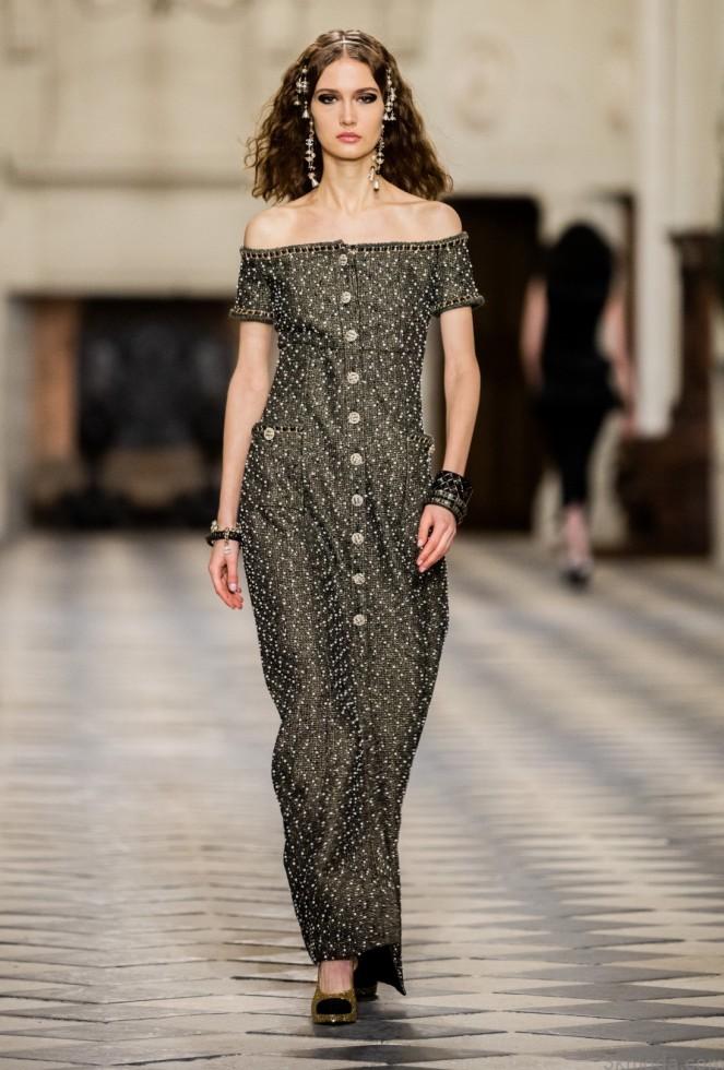 chanel elbise modelleri 2021 1