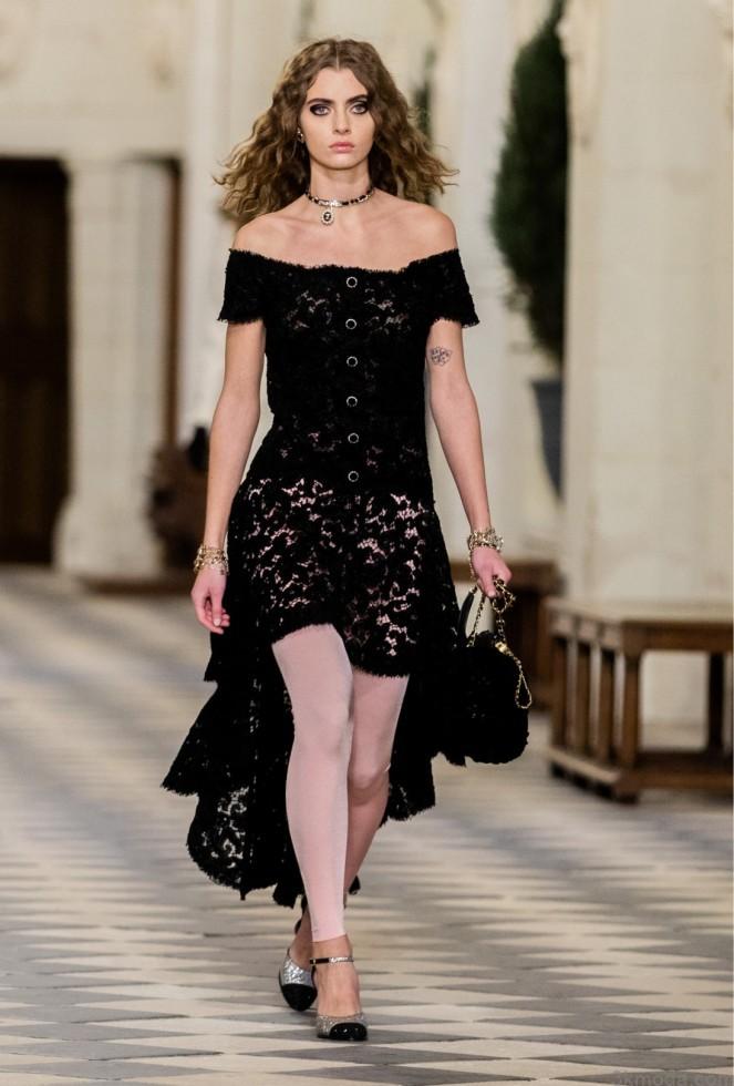 chanel elbise modelleri 2021