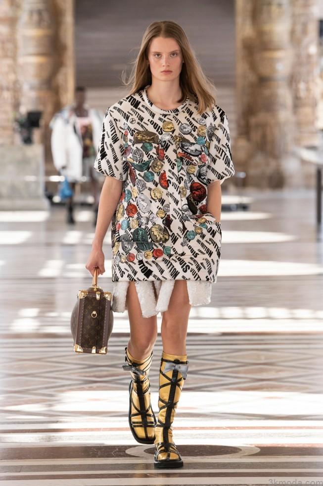 louis vuitton elbise modelleri 2021 1